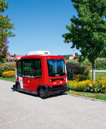 Autonomer Bus von Bad Birnbach